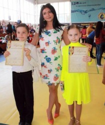 Ирина Карлюга: танцы-это не просто хобби, а огромный труд.