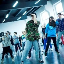 Хип-Хоп в Кишинёве-в танцевальной студии Эксклюзив.