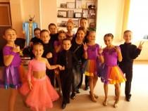 Школа танцев в Кишинёве.