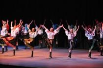 Народные танцы в Кишинёве