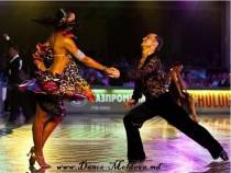 Спортивные бальные танцы в Кишинёве.